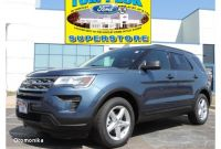 Ford Explorer Lease Deals New 2018 ford Explorer for Sale Lease Huntley Il